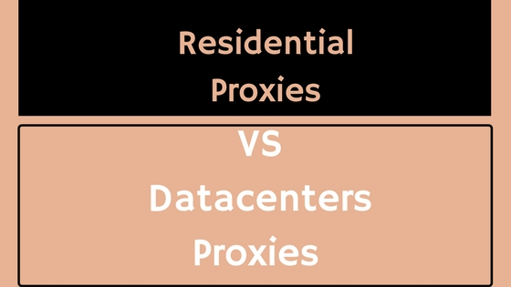 difference between proxy